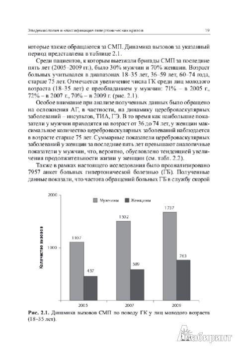 Иллюстрация 1 из 2 для Гипертонические кризы | Лабиринт - книги. Источник: Лабиринт