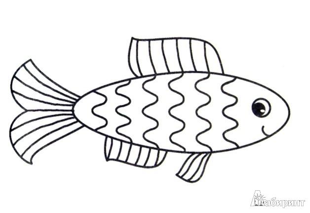 Иллюстрация 1 из 7 для Тренируем пальчики: рисуем линии и узоры | Лабиринт - книги. Источник: Лабиринт