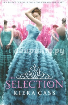 The SelectionХудожественная литература на англ. языке<br>Thirty-five beautiful girls. Thirty-five beautiful rivals...It s the chance of a lifetime and 17-year-old America Singer should feel lucky. She has been chosen for The Selection, a reality TV lottery in which the special few compete for gorgeous Prince Maxon s love. Swept up in a world of elaborate gowns, glittering jewels and decadent feasts, America is living a new and glamorous life. And the prince takes a special interest in her, much to the outrage of the others. Rivalry within The Selection is fierce and not all of the girls are prepared to play by the rules. But what they don t know is that America has a secret - one which could throw the whole competition...and change her life forever.<br>