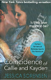 The Coincidence of Callie and KaydenХудожественная литература на англ. языке<br>The start of a breathtaking series from self-publishing New York Times bestselling sensation Jessica Sorensen.<br>I remember everything about that day, like the images have been burned into my brain by a branding iron. But I wish they would blow away in the wind.<br>Callie has grown up keeping her feelings locked away from the outside world, and as her painful past threatens to consume her life, most days its a struggle just to breathe.<br>For as long as Kayden can remember, suffering in silence has been the only way to survive, until one night when Callie and Kaydens worlds collide.<br>After that moment, Kayden cant stop thinking about Callie and when they end up at the same college, he does everything in his power to convince her that it isnt coincidence, its fate.<br>Lose yourself in the New York Times bestselling sensation that is enchanting readers everywhere - discover an addictive story filled with unforgettable characters, intense passion and heart-stopping romance.<br>