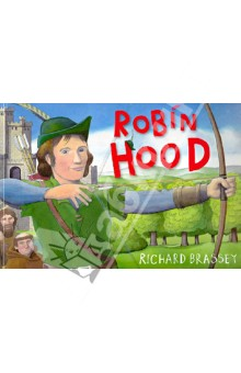 Robin HoodЛитература на иностранном языке для детей<br>Explore the myth behind the man in this fun and fascinating full-colour book.<br>From medieval times to the modern day, people have been fascinated by tales of the famous outlaw who allegedly robbed the rich to give to the poor. But who was Robin Hood really - aristocrat or commoner, hero or villain? Myths abound and in this book, with all the humour and affection of the bestselling NESSIE, Richard Brassey gently pokes fun at the falsehoods while pursuing the truth.<br>