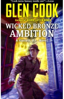 Wicked Bronze AmbitionХудожественная литература на англ. языке<br>Garrett is a human detective in the fantastical city of TunFaire. And now he s getting tangled up<br>in the worst sort of laws...<br>In-laws.<br>Garrett is set to stow his wandering heart with his fiancee, Strafa Algarda. But for Garrett, even true love comes with its share of headaches-namely, the Algarda family.<br>Strafa s family needs Garrett s unique skills in the worst way. Rumors are spreading that someone is organizing a Tournament of Swords-a brutal contest that magically compels the children of sorcerers to battle until only one is left alive. The winner will absorb the power from those he has killed and thus become a demigod.<br>Strafa and her family want to protect her daughter, Kevans, from being forced to take part in the lethal contest...and they ve asked Garrett to find out who is organizing the tournament and nip it in the bud. The only problem is that finding the culprit is most likely impossible. But the Algardas are used to getting what they want....<br>