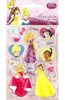 """Наклейки детские """"Disney. Принцессы 3"""" (DsM03)"""