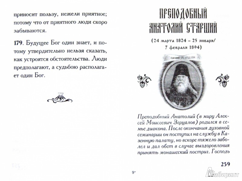 Иллюстрация 1 из 25 для Оптинский цветник. Изречения преподобных старцев Оптинских | Лабиринт - книги. Источник: Лабиринт