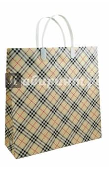 Сумка подарочная с пластиковыми ручками (PBM-234)Подарочные пакеты<br>Сумка подарочная с пластиковыми ручками.<br>Размер: 300х300х100<br>Материал: полипропилен<br>Производство: Китай<br>