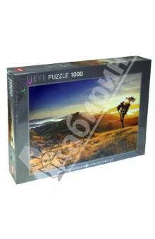 Puzzle-1000 Пейзаж на закате (29596)Пазлы (1000 элементов)<br>Пазл-мозаика.<br>Количество элементов: 1000<br>Размер собранной картинки: 70x50 см.<br>Материал: картон<br>Упаковка: картонная коробка.<br>Сделано в Германии.<br>