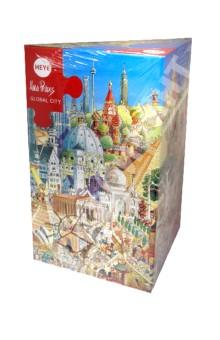 Puzzle-1500 Всемирный город (29634)Пазлы (1500 элементов)<br>Пазлы-мозаика.<br>Правила игры: вскрыть упаковку и собрать игру по картинке.<br>Кол-во элементов: 1500 <br>Размер собранной картинки: 31,5х23,6 см.<br>Сделано в Чехии.<br>