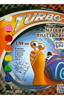 Пластилин для детской лепки Турбо (51220)