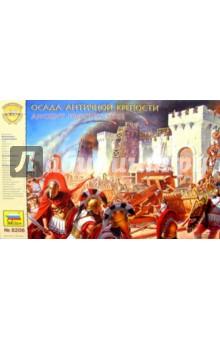 Настольная игра Эпоха битв. Осада античной крепости