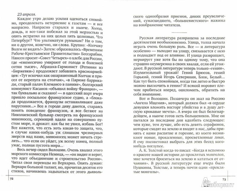 Иллюстрация 1 из 9 для Окаянные дни - Иван Бунин | Лабиринт - книги. Источник: Лабиринт