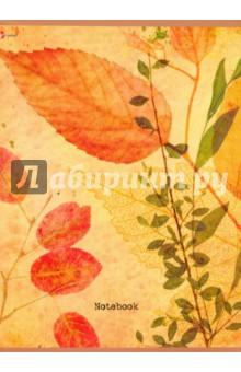 "Тетрадь для конспектов, 96 листов, А4 ""Краски осени"" (ТБ4964104)"
