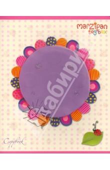 """Тетрадь """"Marzipan. Разноцветное счастье"""" А5, 48 листов, клетка (ТККБ484201) Эксмо-Канц"""