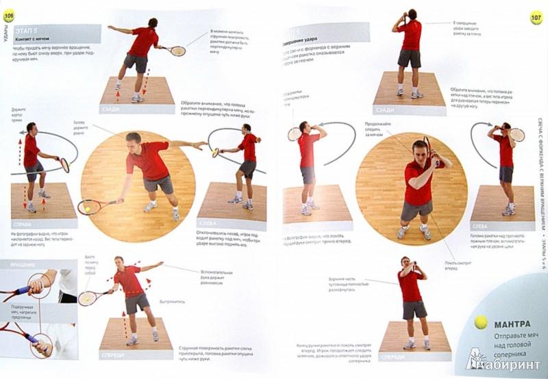 Иллюстрация 1 из 11 для Теннис. Школа мастерства - Литлфорд, Маграт | Лабиринт - книги. Источник: Лабиринт