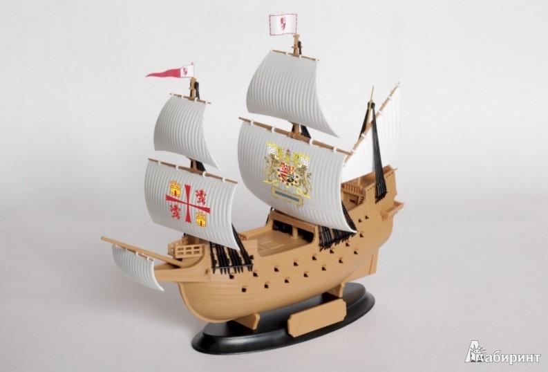 "Иллюстрация 1 из 16 для Флагман Непобедимой армады галеон ""Сан Мартин"" (6502) | Лабиринт - игрушки. Источник: Лабиринт"