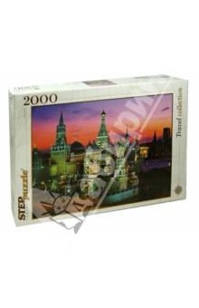 """Step Puzzle-2000 """"Собор Василия Блаженного"""" (84025)"""