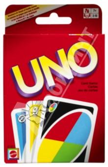Настольная игра  Классическая UNO (W2087)Другие настольные игры<br>Карточная игра №1 в мире. Быстрая и веселая игра UNO® - это отличное развлечение для всей семьи! Легко начать и сложно оторваться! В игру могут играть от 2-х до 10 человек. В комплекте 108 карт и инструкция. Для детей от 7 лет.<br>Производство: Китай<br>