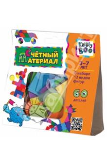 Счётный материал, 60 деталей (47092)Веера, счетные палочки<br>Эта игра обучает логическому мышлению, тренирует восприятие и внимание ребенка, а также развивает мелкую моторику.<br>С помощью элементов вы можете наглядно показать ребенку, что такое много и мало, больше и меньше, большой и маленький.<br>В игре вы сможете познакомить ребенка с разными цветами, формами, научить считать.<br>Для детей старше 3-х лет. Содержит мелкие детали.<br>Сделано в Китае.<br>