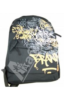 Рюкзак школьный оранжевый Graffiti (13BP-01-ES) EaSTar