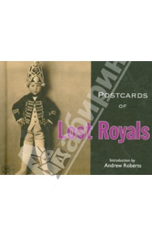Postcards of Lost RoyalsКультура, искусство, наука на английском языке<br>This enchanting, unique collection of postcards recovers an old world swept away and forgotten over the decades. The lost royals captured here have not been misplaced or gone missing - what has been lost is the very foundation of their royalty. Collected here are royal figures from around the world who lost their titles and were displaced as a result of World War I and other early twentieth-century political movements. <br>The royal houses of Europe, Africa, and Asia once ruled a continent and held dominions beyond the seas. Today, just ten monarchs still reign in Europe, and those with only limited powers. Captured in these distinctive postcards held in the collection of the Bodleian Library are these lost emperors, kings and queens, czars and czarinas, princes and princess, and grand dukes and duchesses, who were left behind by the sweep of history. Featuring monarchs from the Balkans to the Iberian Peninsula, from Ethiopia to Korea, these portraits include members of the Russian imperial family, and royals from Romania, Bulgaria, and Germany, among others. But this is more than just a picture book; it provides a narrative snapshot of world history - alongside each postcard is an intriguing mini-biography of the pictured royal that provides a gripping account of his or her story. <br>Reminiscent of a forgotten era of glamour, grace, and regal power, POSTCARDS OF LOST ROYALS brings history to life and distills the essence of a long-vanished world of royalty.<br>