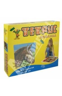 Настольная игра Тетрис-мозаика большая Лошадь