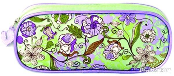 """Иллюстрация 1 из 4 для Пенал школьный """"Весна"""", без наполнения (30371-36)   Лабиринт - канцтовы. Источник: Лабиринт"""