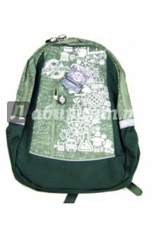 Рюкзак школьный Переменка (MB14-BP5)Рюкзаки школьные<br>Рюкзак школьный.<br>Рюкзак предназначен для хранения и транспортировки школьных принадлежностей.<br>Возрастная категория: учащиеся средних и старших классов.<br>В рюкзаке: <br>- 1 большое отделения на молнии<br>- накладной карман на молнии <br>- внутренний кармашек на молнии<br>- уплотненные лямки и спинка<br>Спинка со смягчающей прокладкой и удобные лямки, позволяющие регулировать длину.<br>Состав: внешние поверхности, подкладка - полиэстер; уплотнители - поролон; элементы отделки - пластик, металл.<br>Сделано в Китае.<br>