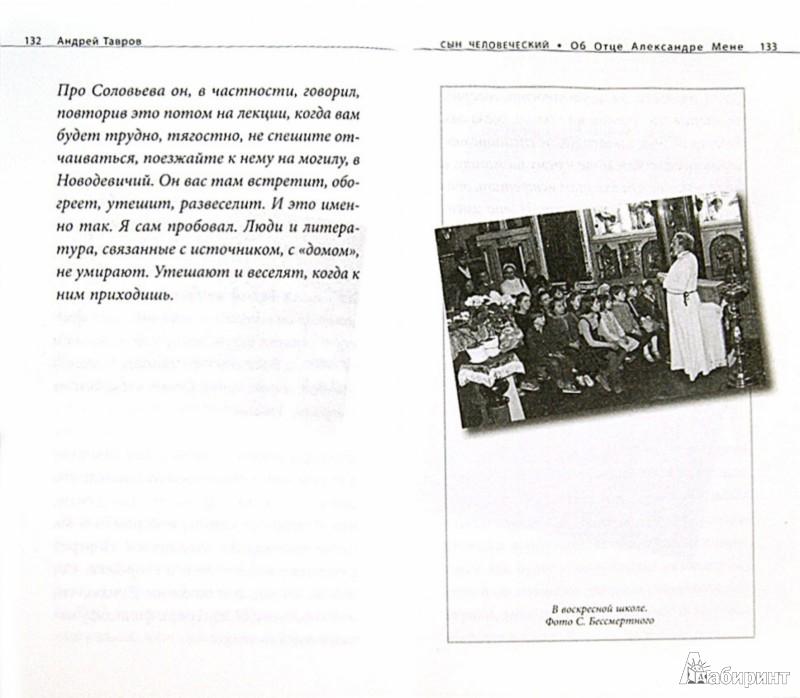 Иллюстрация 1 из 15 для Сын человеческий: Об отце Александре Мене - Андрей Тавров   Лабиринт - книги. Источник: Лабиринт
