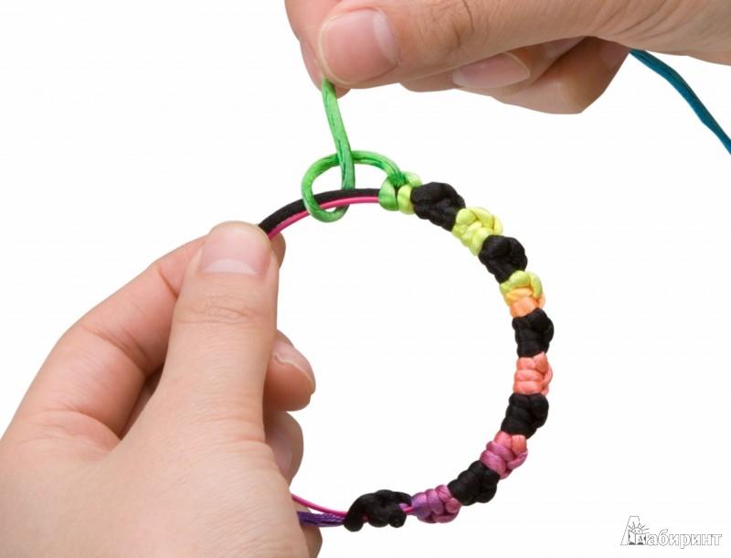 """Иллюстрация 1 из 4 для Набор для создания браслетов """"Бэнг Бэнг"""" (132W)   Лабиринт - игрушки. Источник: Лабиринт"""