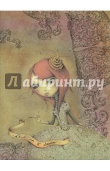 """Тетрадь на кольцах """"Santoro"""" (160 листов, клетка) (SA14-RBB)"""
