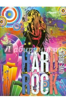 """Тетрадь на кольцах """"Rock Star"""" (160 листов, клетка) (PS14-RBB)"""