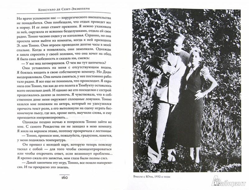 Иллюстрация 1 из 3 для Воспоминания розы - Консуэло Сент-Экзюпери | Лабиринт - книги. Источник: Лабиринт