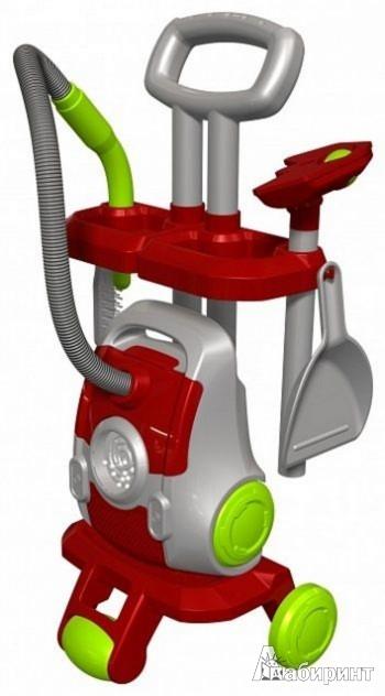 Иллюстрация 1 из 15 для Набор для уборки Smart mini (1680678) | Лабиринт - игрушки. Источник: Лабиринт