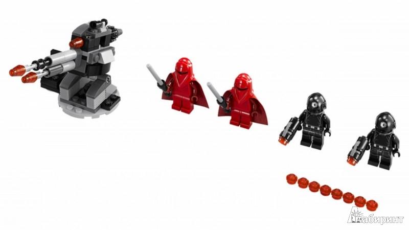 Иллюстрация 1 из 2 для Конструктор Lego star wars Звезды смерти (75034) | Лабиринт - игрушки. Источник: Лабиринт