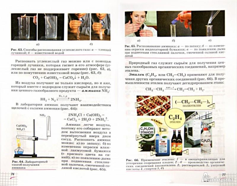 Иллюстрация 1 из 28 для Химия. 11 класс. Учебник. Базовый уровень. Вертикаль. ФГОС - Олег Габриелян | Лабиринт - книги. Источник: Лабиринт