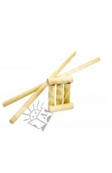 Набор для игры в Городки в сумочке (Д-586)Игры для активного отдыха<br>Детская игра Городки.<br>Материал: дерево.<br>Упаковка: текстильная сумка, затягивается на шнурок.<br>