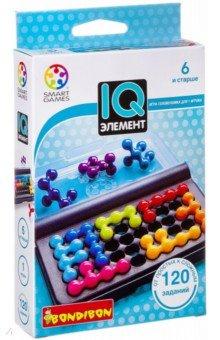 Настольная игра IQ-Элемент: Логическая игра Bondibon Smartgames