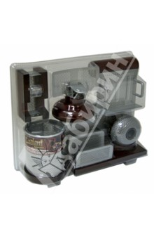 Набор настольный Wood &amp; Metal (6 предметов) (230876)Офисные наборы (настольные)<br>Вашему вниманию предлагается настольный набор  из 6-ти  предметов.<br>В наборе: стакан для карандашей и ручек, магнитный диспенсер для скрепок, подставка для бумажного блока и ручек, подставка для писем и визиток, держатель-копихолдер, диспенсер для клейкой ленты.<br>Предметы изготовлены из красного дерева и никелированного металла.<br>Набор упакован в оригинальную подарочную коробку из прозрачного пластика.<br>Сделано в Тайване.<br>