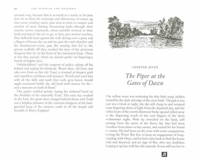 Иллюстрация 1 из 10 для Wind in the Willows - Kenneth Grahame | Лабиринт - книги. Источник: Лабиринт