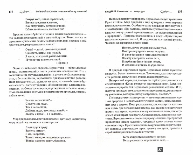 Иллюстрация 1 из 15 для Большой сборник сочинений и изложений для 5-11 классов - Елена Амелина | Лабиринт - книги. Источник: Лабиринт
