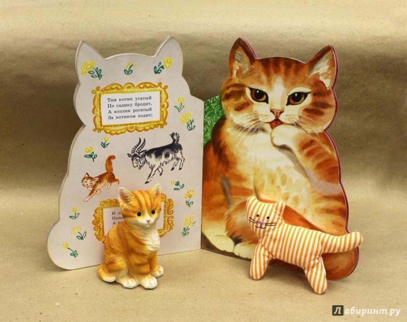 Иллюстрация 2 из 37 для Котик-коток | Лабиринт - книги. Источник: Лабиринт