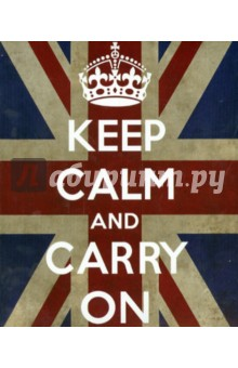 """������� """"Keep Calm and Carry On"""", 48 ������, ������ (T-48�-05/B06)"""