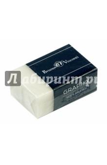 "Ластик ""Graphix белый"" (42-0005) Bruno Visconti"