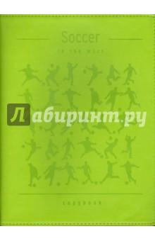 """Тетрадь на кольцах со сменным блоком """"Спорт"""", в ассортименте (7-26)"""