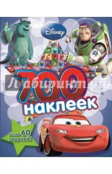 Disney/Pixar. Развивающая книга и более 700 наклеек