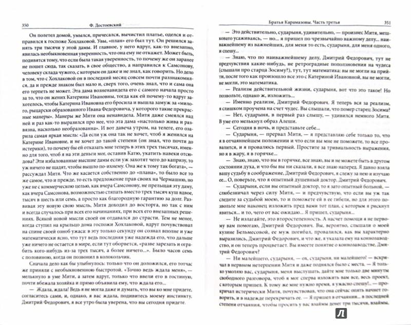 Иллюстрация 1 из 5 для Братья Карамазовы - Федор Достоевский   Лабиринт - книги. Источник: Лабиринт