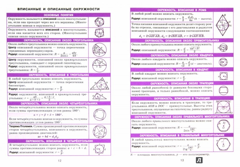 Иллюстрация 1 из 10 для Геометрия. 7-11 классы | Лабиринт - книги. Источник: Лабиринт
