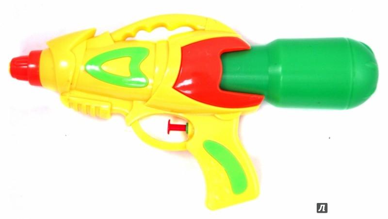 Иллюстрация 1 из 2 для Оружие водное (EN11030) | Лабиринт - игрушки. Источник: Лабиринт