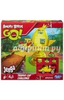 Настольная игра Трофейный кубок.  Angry Birds Go! ( A6438E24)