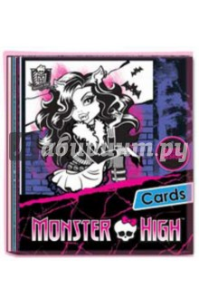 """Набор для творчества """"Письма для друзей. Monster High"""" (54786) Премьер-игрушка"""