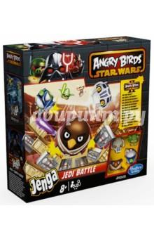Настольная игра Angry Birds Starwars. Дженга. Атака Клонов (4803E24A)